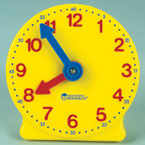 "Clock - 4"" Geared (price includes US S&H)"