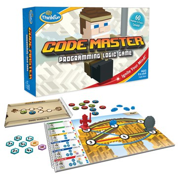 Code Master (price includes US S&H)