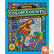 Color Counts - Tropical (price includes US S&H)
