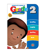 Complete Book of Grade 2 Workbook