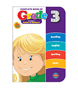 Complete Book of Grade 3 Workbook