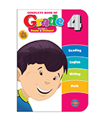 Complete Book of Grade 4 Workbook