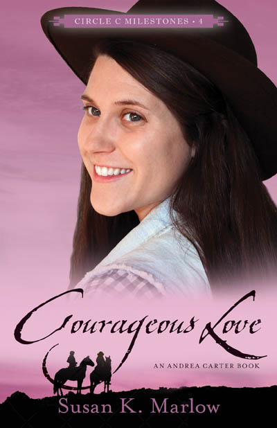 Courageous Love: An Andrea Carter Book