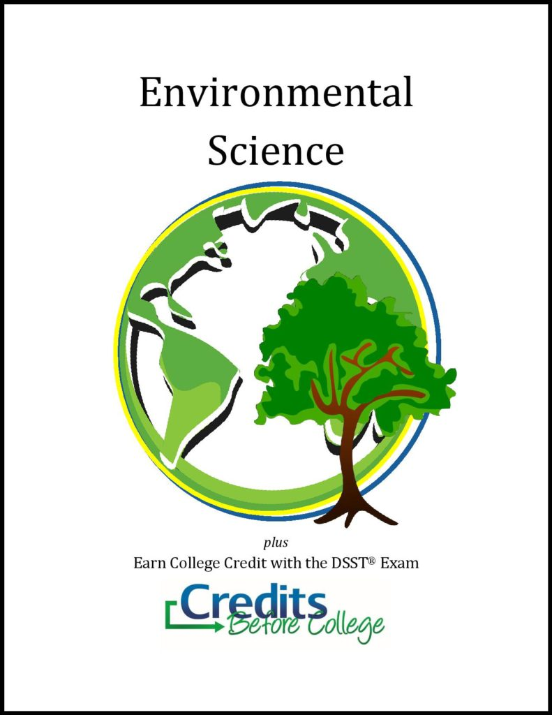 Environmental Science - Plus Earn College Credit with DSST