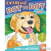 Extreme Dot to Dot: Pets (price includes US S&H)
