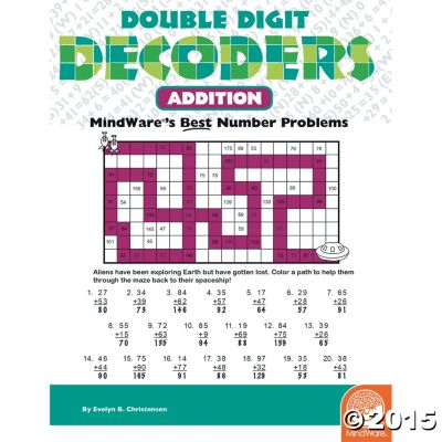Double Digit Decoders - Addition