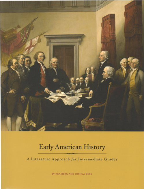 Early American History Through Literature- Intermediate
