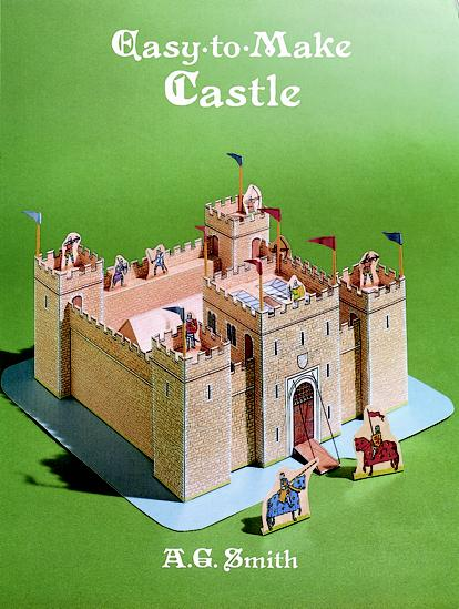 Easy-to-Make Castle (price includes US S&H)
