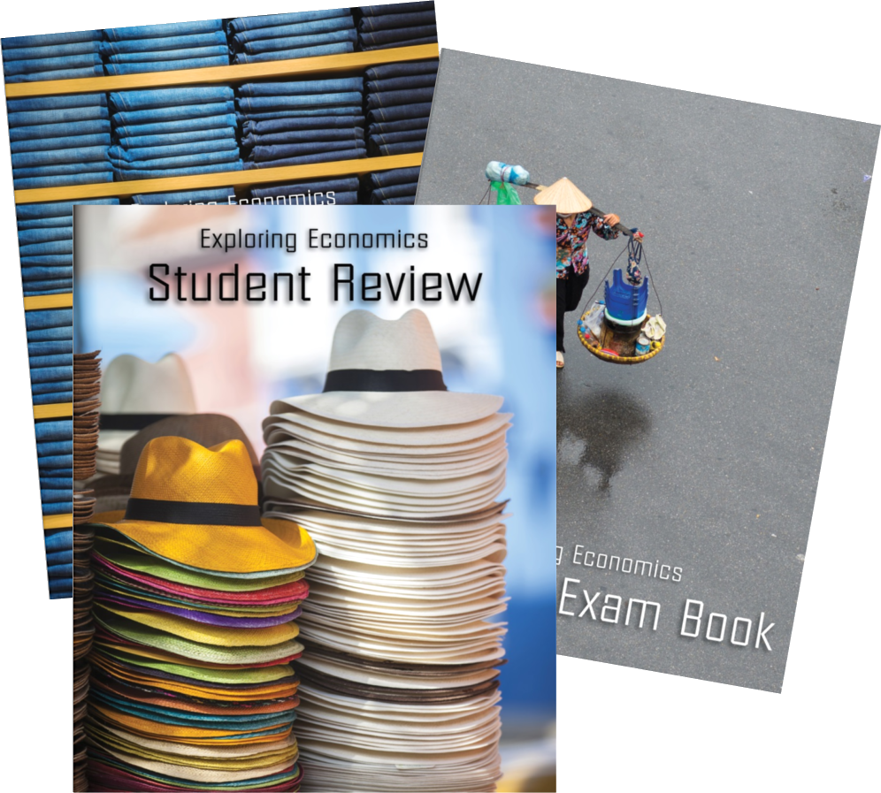 Exploring Economics Student Review Pack