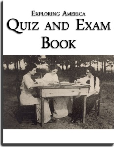 Exploring America Quiz and Exam Book