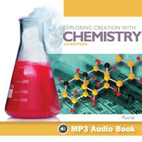 Exploring Creation with Chemistry (3rd) MP3 Audiobook
