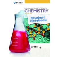 Exploring Creation with Chemistry (3rd) Student Notebook