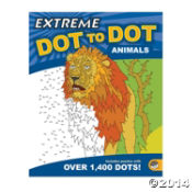 Extreme Dot to Dot: Animals (price includes US S&H)