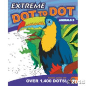 Extreme Dot to Dot: Animals 2 (price includes US S&H)