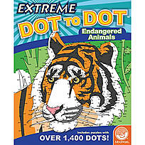 Extreme Dot: Endangered Animals (price includes US S&H)