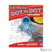 Extreme Dot to Dot: Explorers (price includes US S&H)