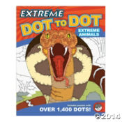 Extreme Dot: Extreme Animals (price includes US S&H)