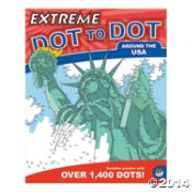 Extreme Dot to Dot:Around USA (price includes US S&H)