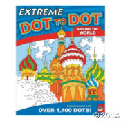 Extreme Dot Dot:Around World (price includes US S&H)