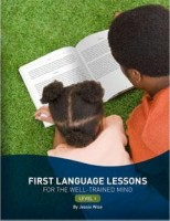 First Language Lessons 1