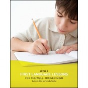 First Language Lessons 3 - Teacher's Guide