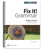 Fix It! Grammar: 2 - Robin Hood, Student Book