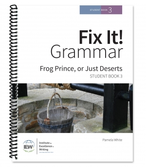 Fix It! Grammar: 3 - The Frog Prince, Student Book