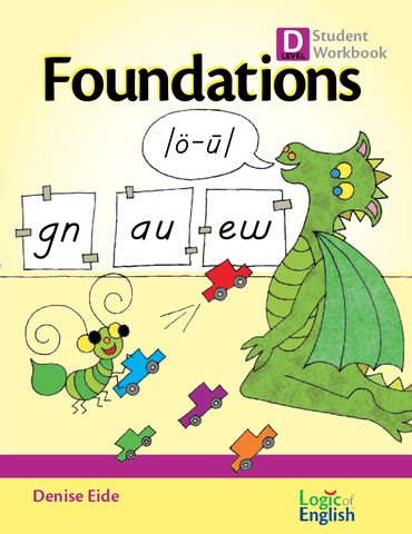 Foundations - Level D Workbook