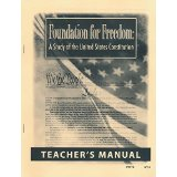 Foundation for Freedom - Teacher's Guide