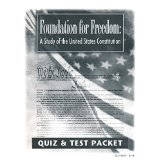 Foundation for Freedom - Tests
