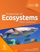 God's Design for Chemistry & Ecology: Ecosystems Teacher Guide