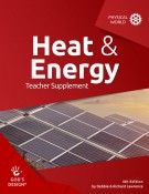 God's Design for the Physical World: Heat & Energy Teacher Gui