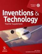 God's Design for the Physical World: Inventions & Tech Teacher