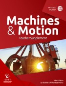 God's Design for the Physical World: Machines & Motion Teacher