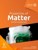 God's Design for Chemistry & Ecology: Properties of Matter Teach