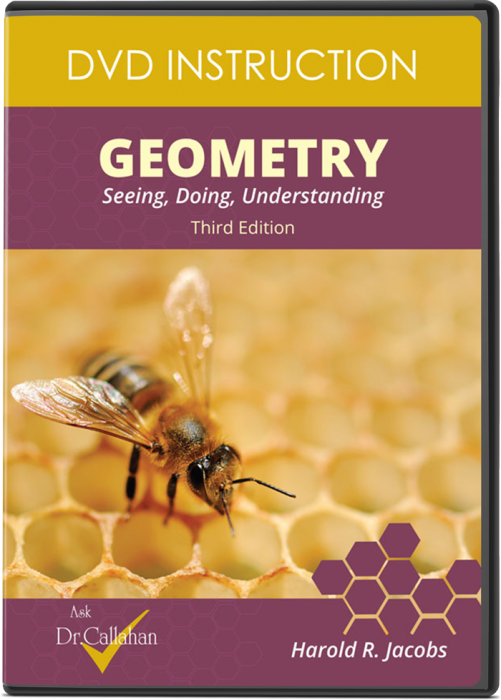 Geometry: Seeing, Doing, Understanding Instructional DVVD