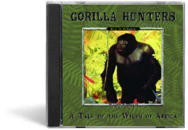 Gorilla Hunters - MP3 Audio