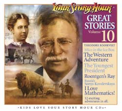 Your Story Hour - Great Stories 10 - CD