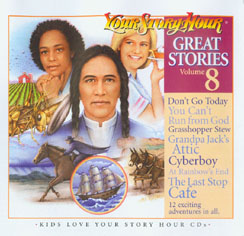 Your Story Hour - Great Stories 8 - CD