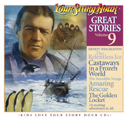 Your Story Hour - Great Stories 9 - CD