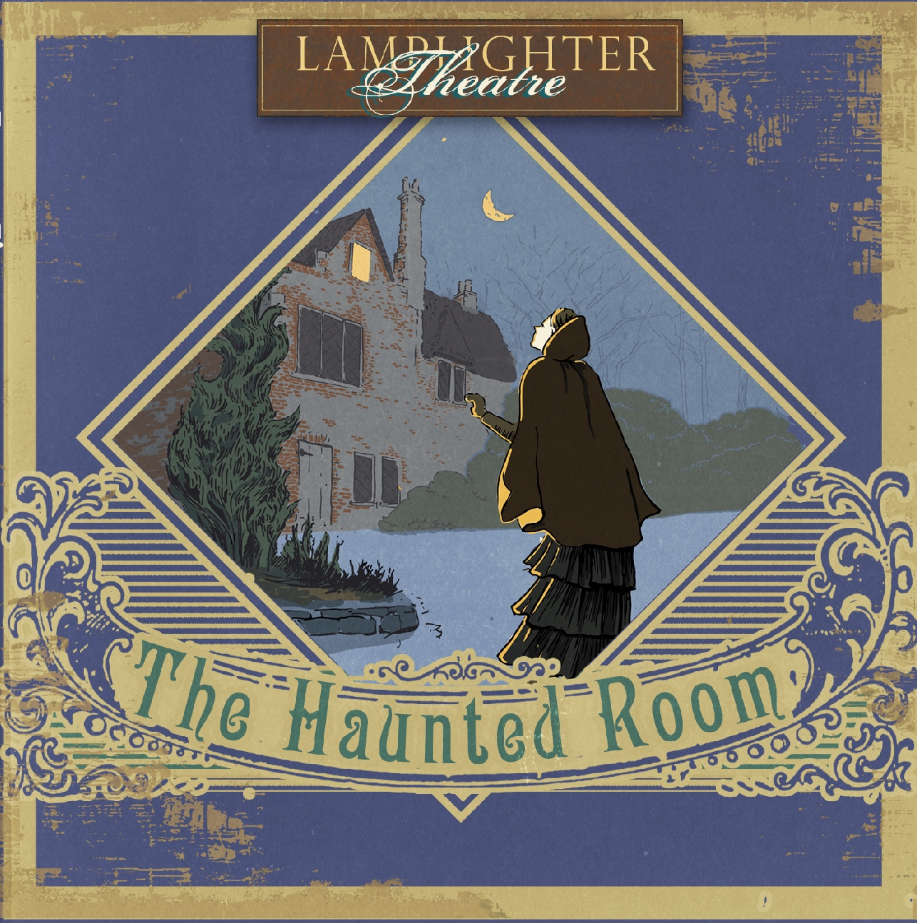 Haunted Room Lamplighter Theatre Audio