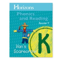 Horizons Phonics Reader 4