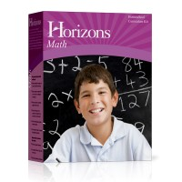 Horizons Algebra 1 Homeschool Set