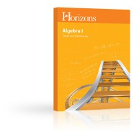 Horizons Algebra 1 Tests & Resources Book