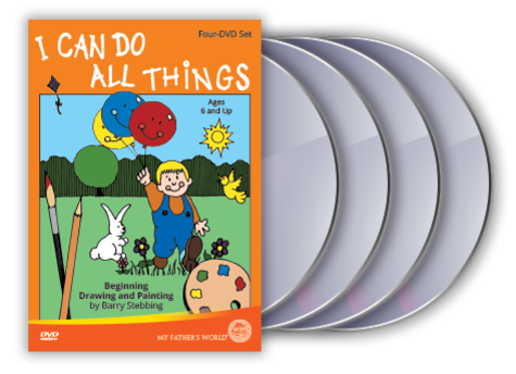 I Can Do All Things - DVD