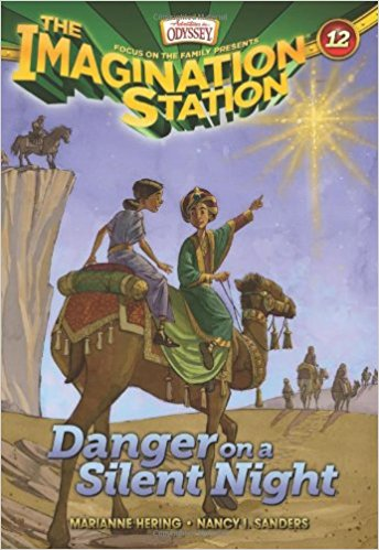 Danger on a Silent Night (Imagination Station #12)