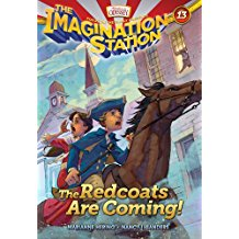 Redcoats are Coming! (Imagination Station #13)