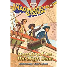 Captured on the High Seas (Imagination Station #14)