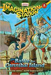 Battle for Cannibal Island (Imagination Station #8)