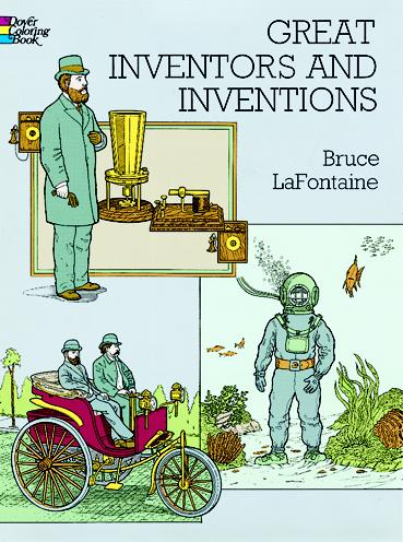 Great Inventors & Inventions (price includes US S&H)